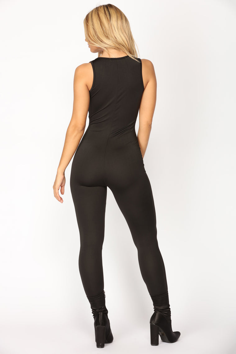 Slay Jumpsuit - Black