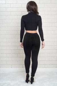 Wayfarer Leggings - Black