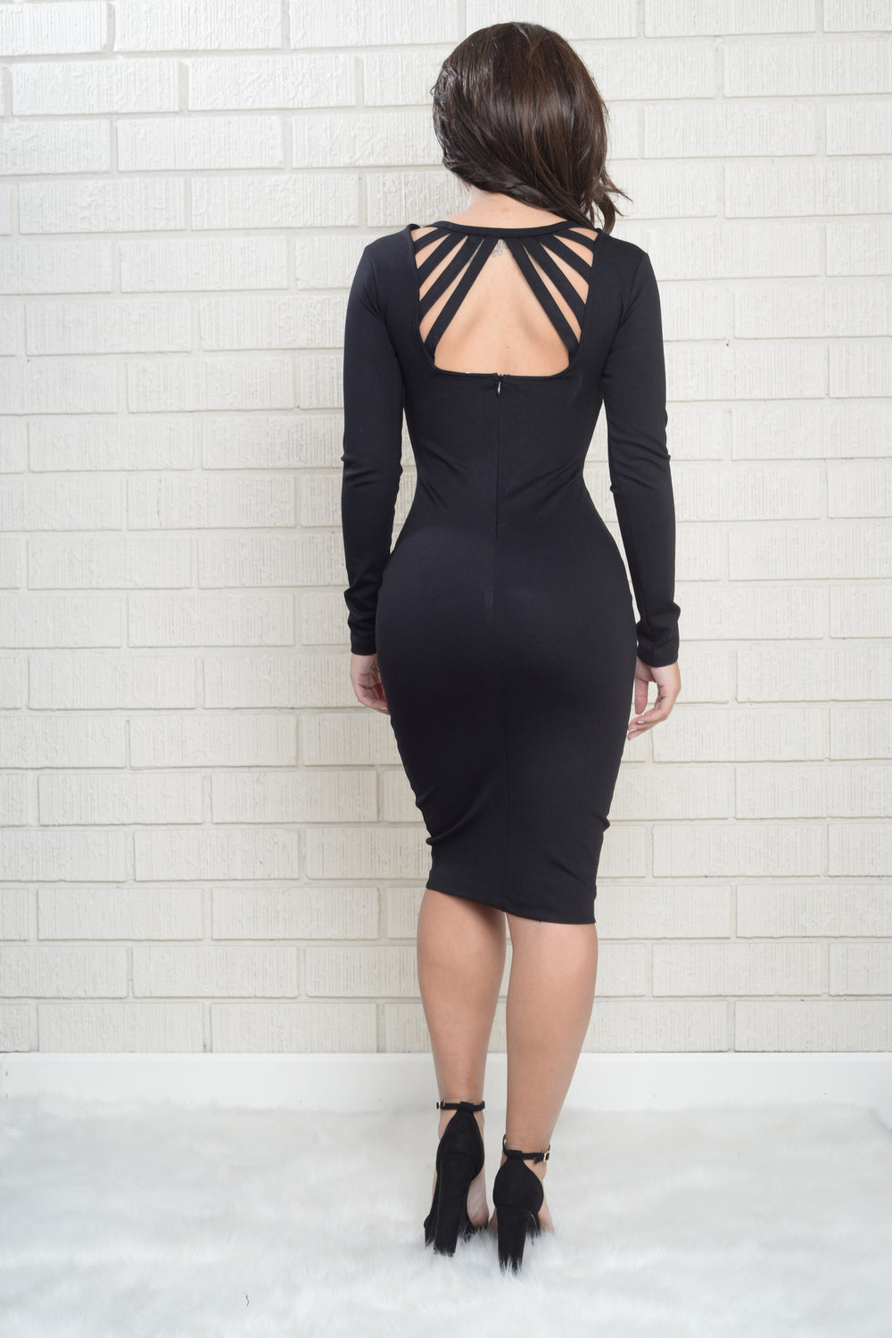 Mariah Dress - Black
