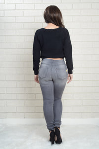 Skyler Sweater - Black