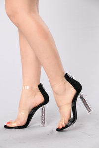 Misty Baby Heel - Black