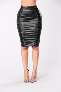 Wild Love Skirt - Black