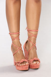 Valora Wedge - Pink
