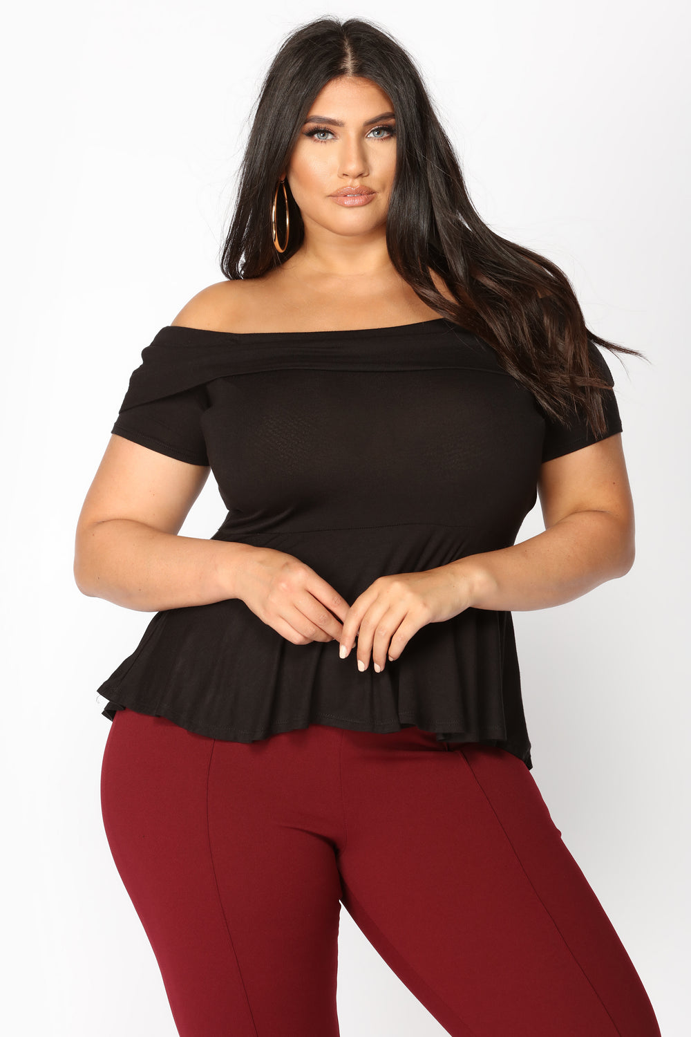 All You Needed Top - Black