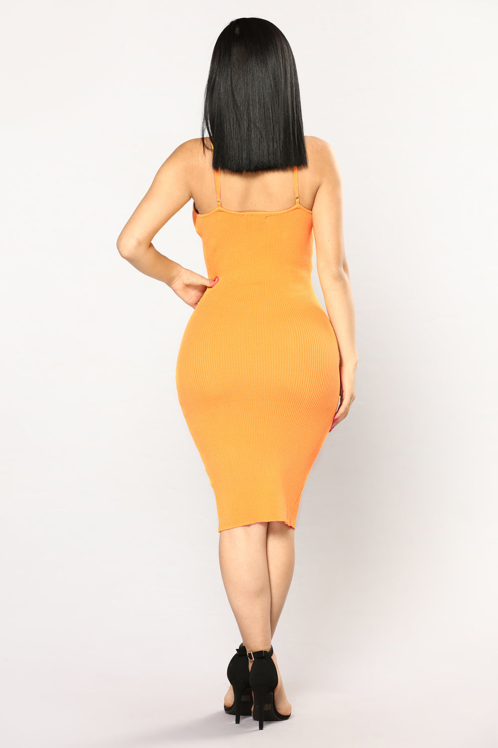 You're It Dress - Orange