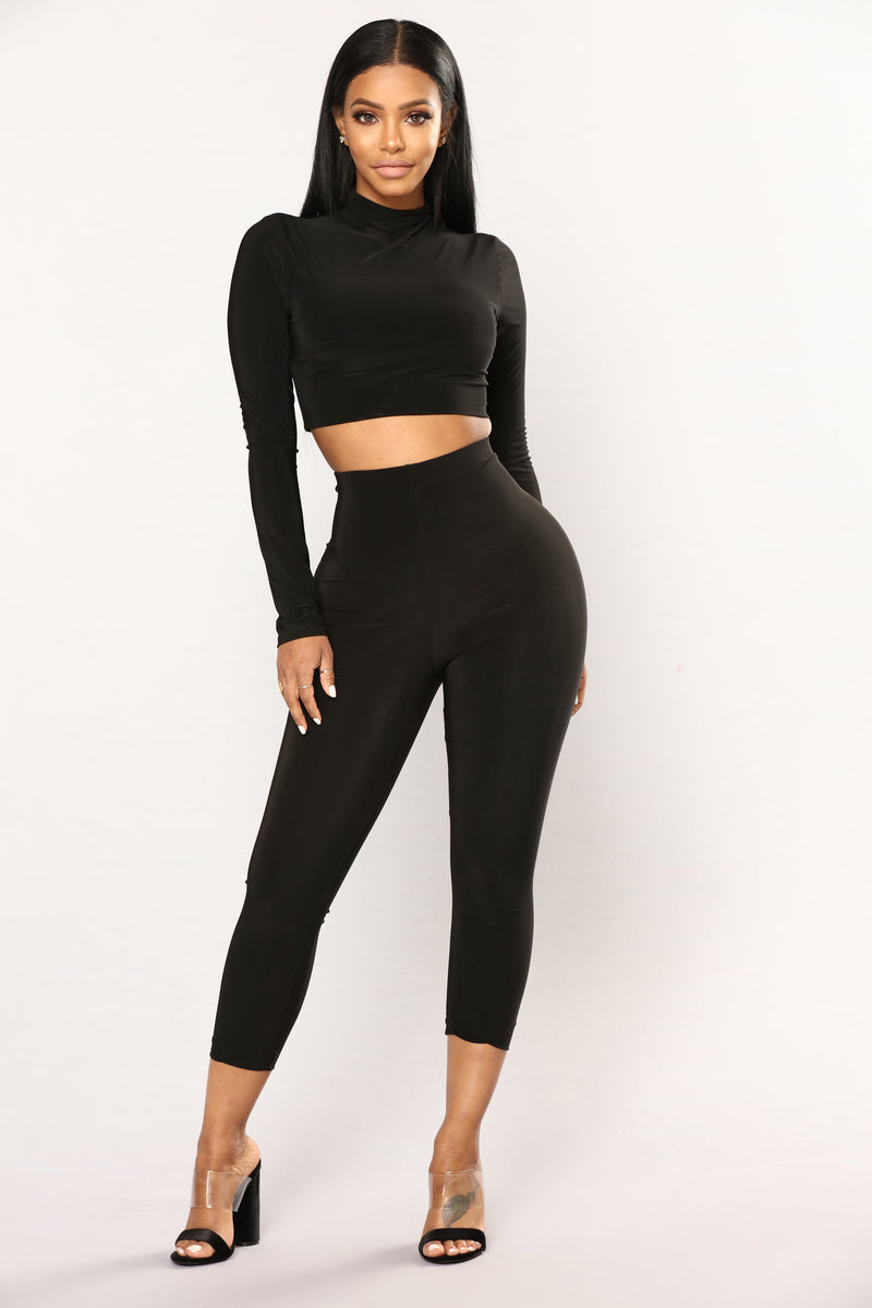 Womens Matching Tops u0026 Bottoms | Crop Tops u0026 Hoodies with Leggings