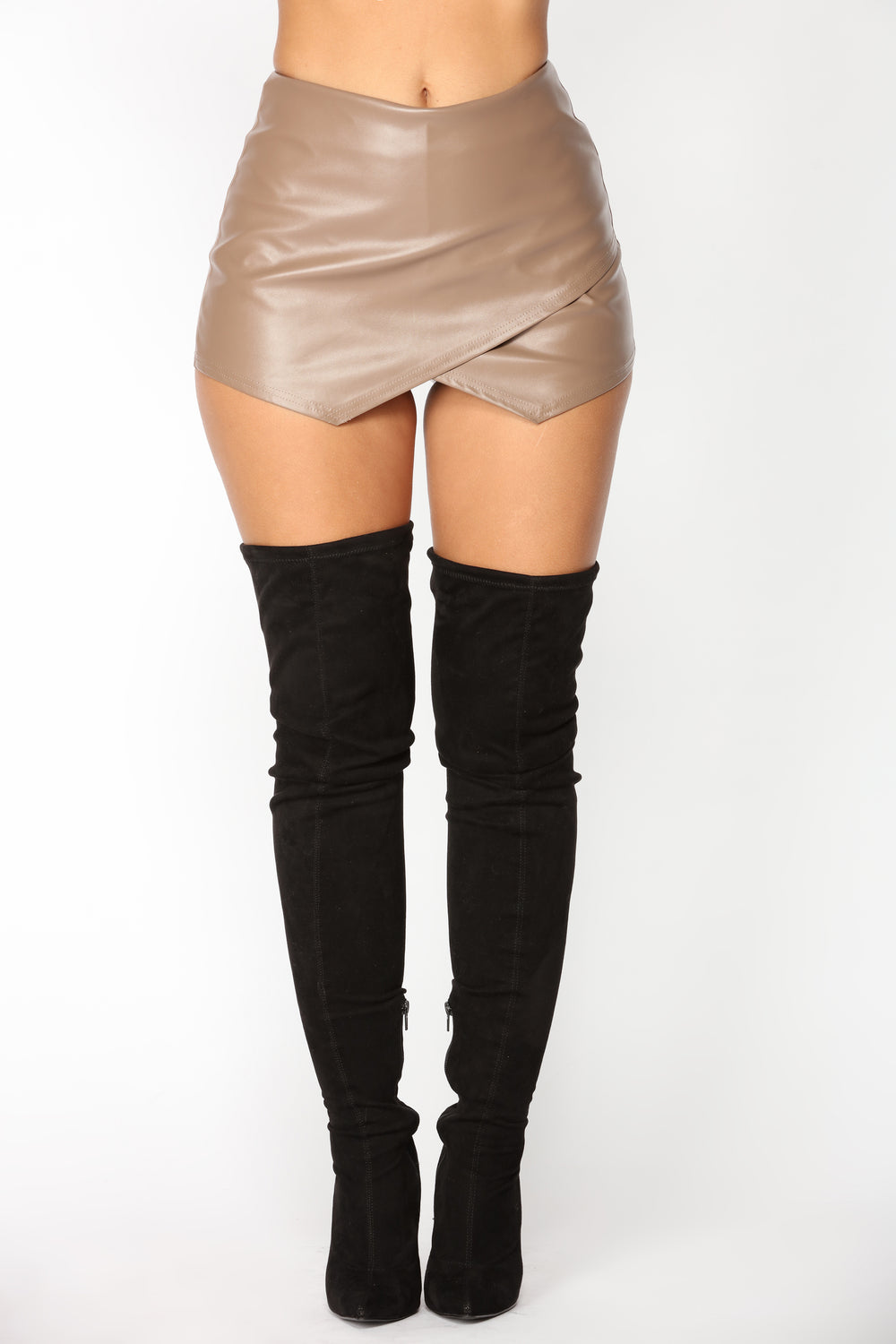 Everybody Wants Ya Skort - Mocha