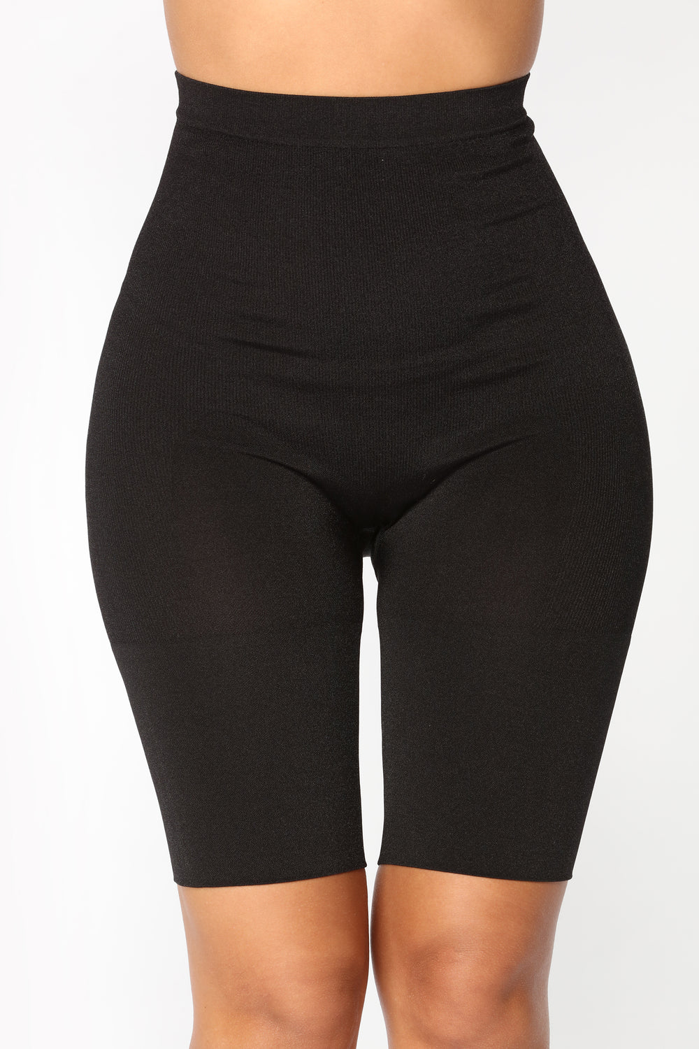 Keep It On The Low Short Shapewear - Black