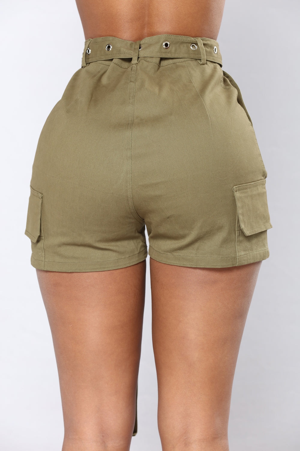 Going Rogue Cargo Shorts - Olive