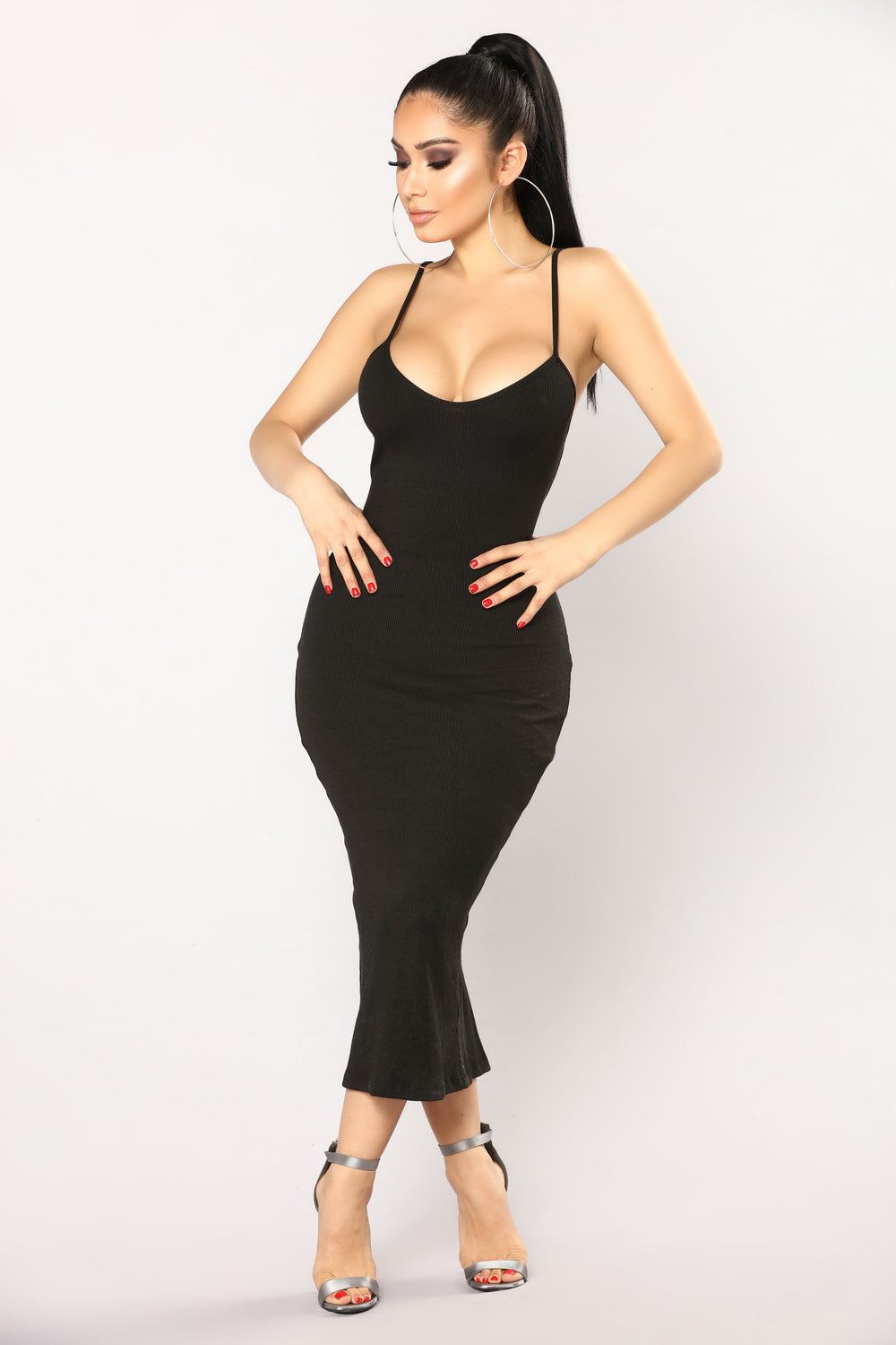 Madelon Dress - Black