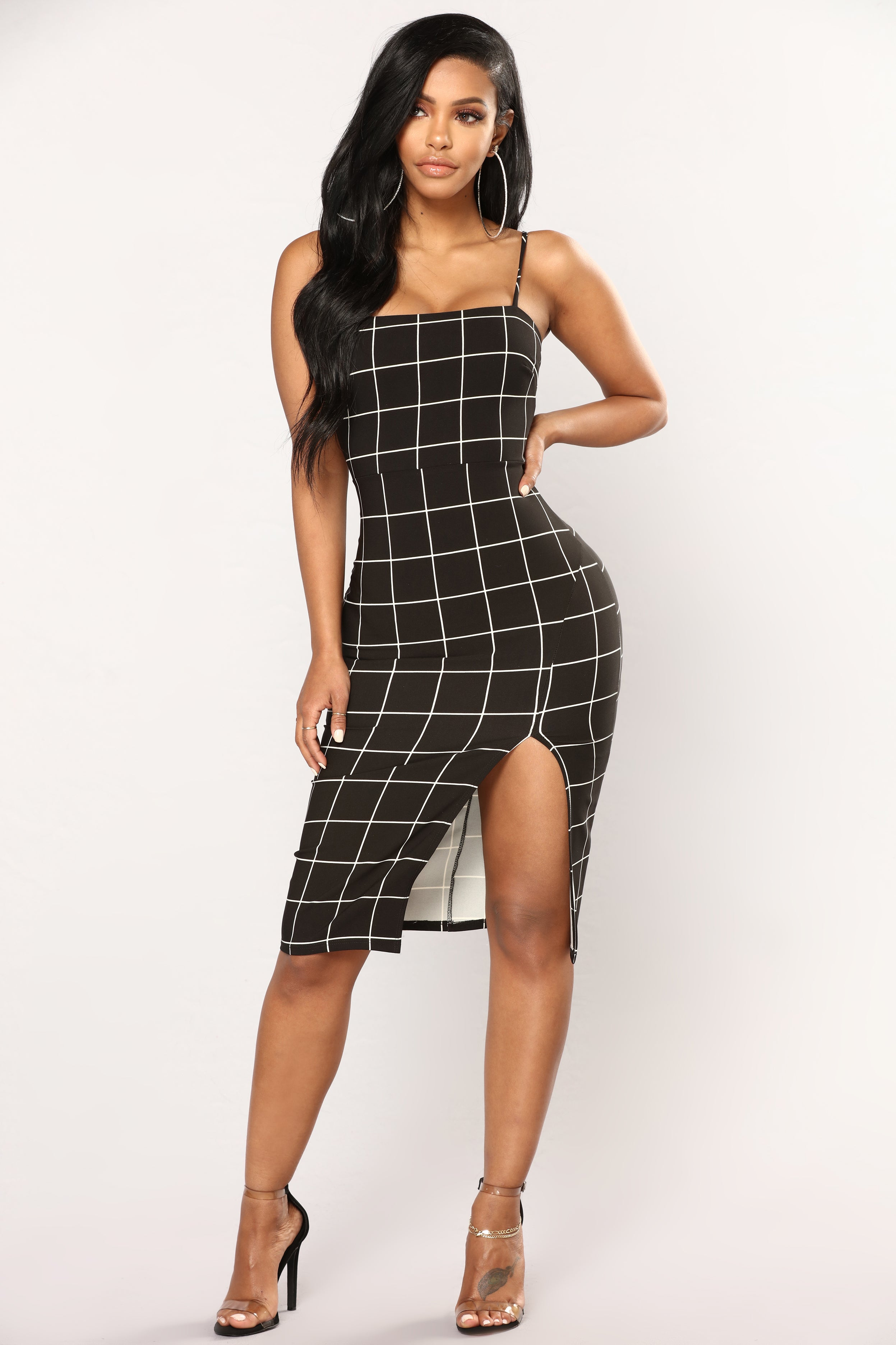 ecbba77cc7 https   www.fashionnova.com products stripes-please-mini-dress-navy ...