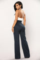 Mother Of Pearl Jumpsuit - Off White/Navy