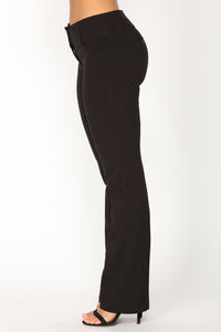 Fiona Pants - Black