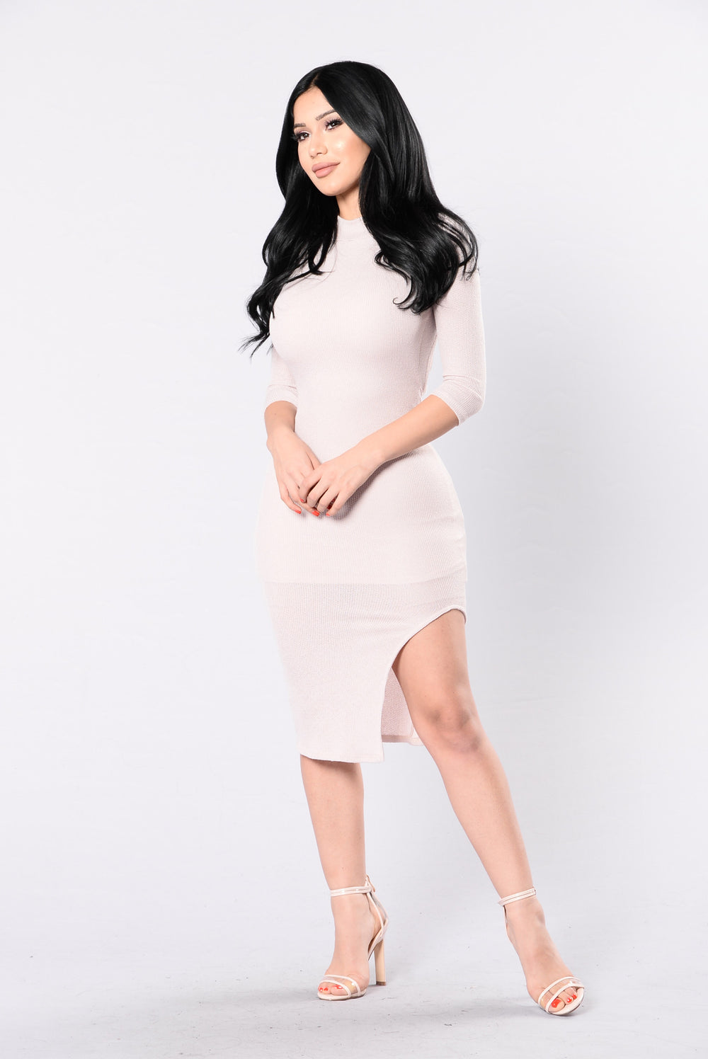 Electric Avenue Dress - Coco