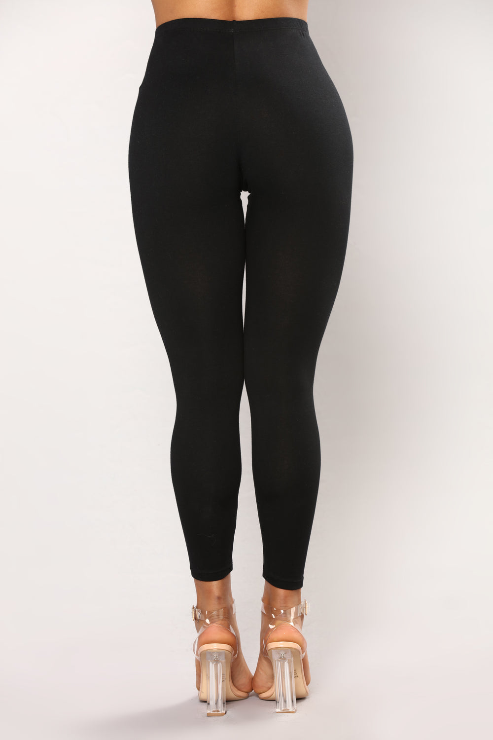 Almost Daily Layering Leggings - Black