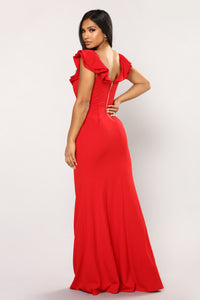 In Love Dress - Red
