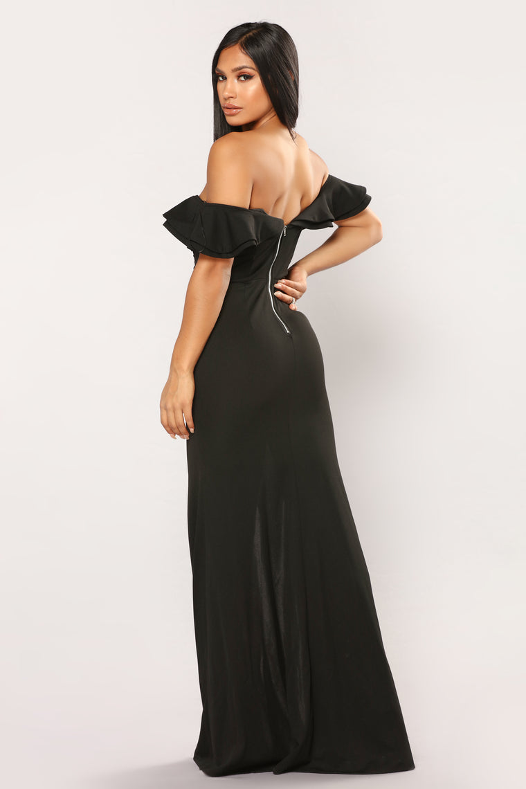 In Love Dress - Black