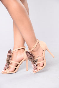 Ombre Obsessed Heels - Blush