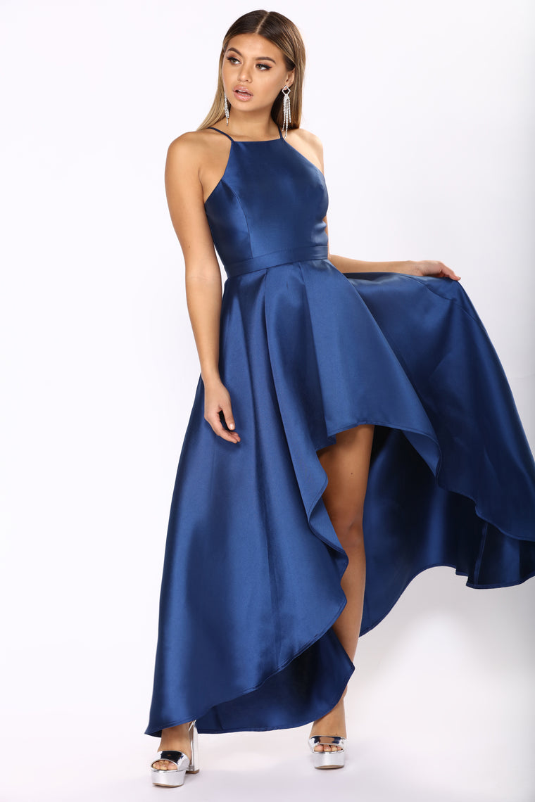 99aae1808278 Heartedly High Low Dress - Navy