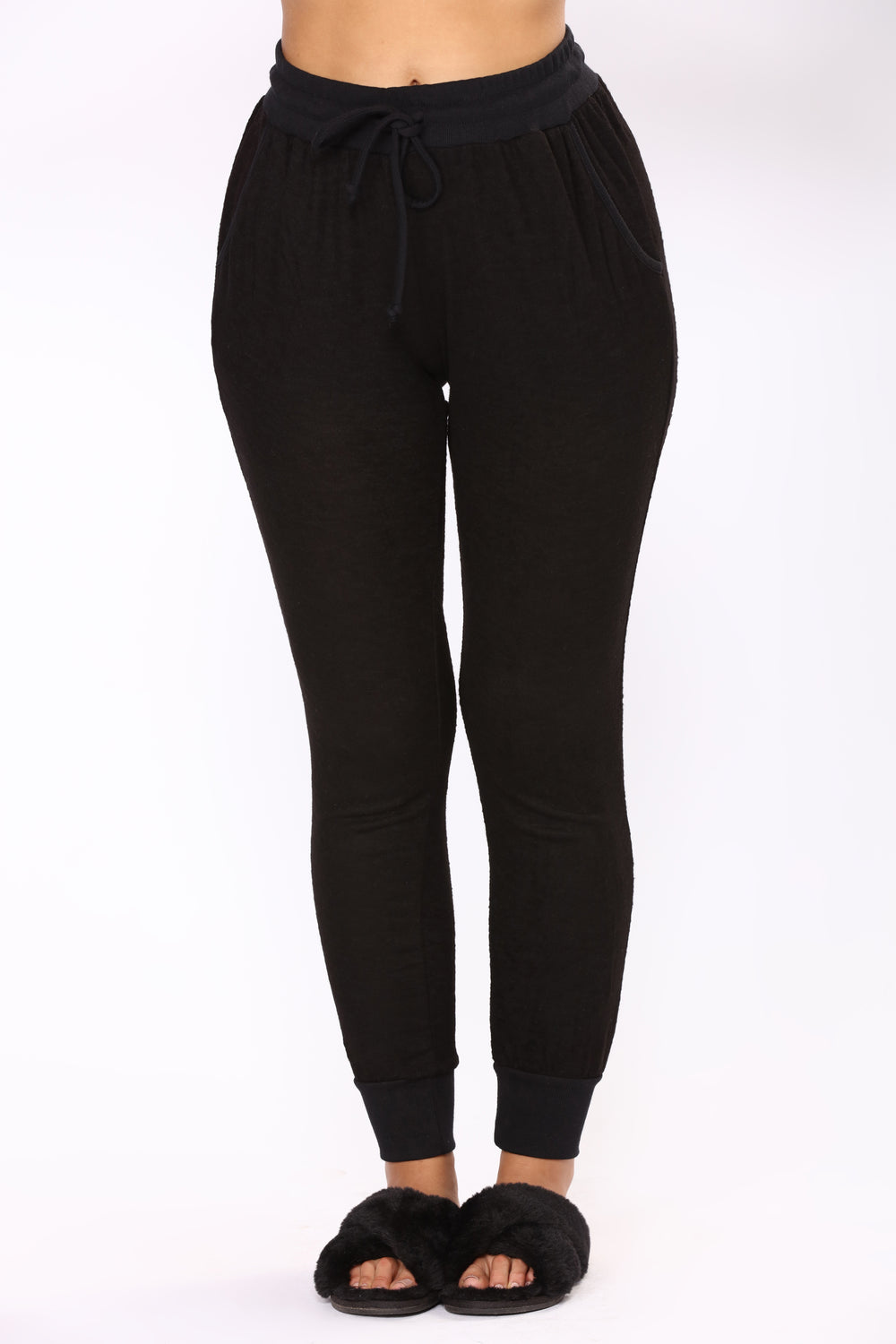 Chilling Lounge Jogger - Black