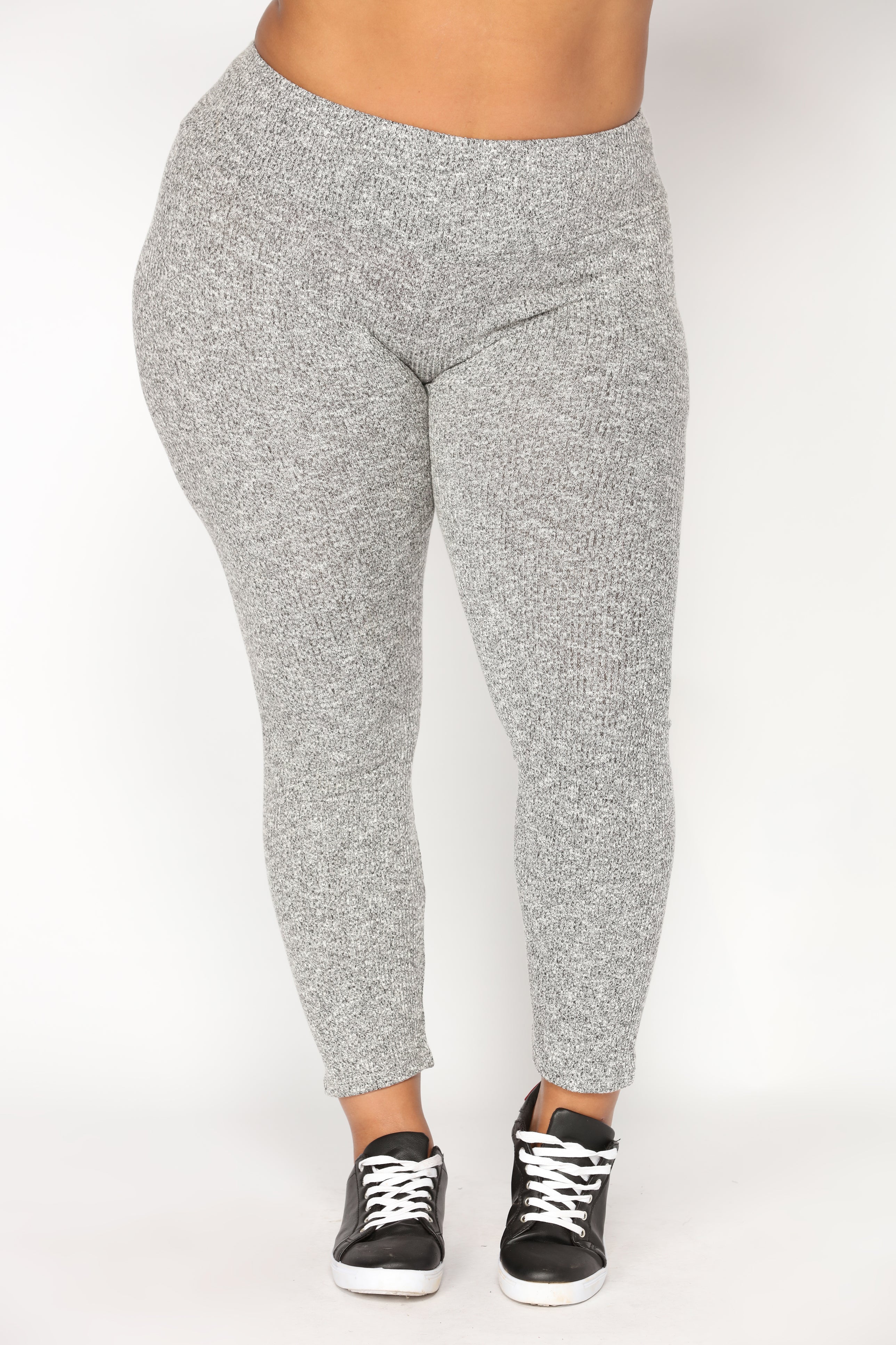 fd448440e55 We Should Be Together Leggings - Heather Grey