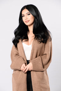 Nightingale Sweater - Mocha
