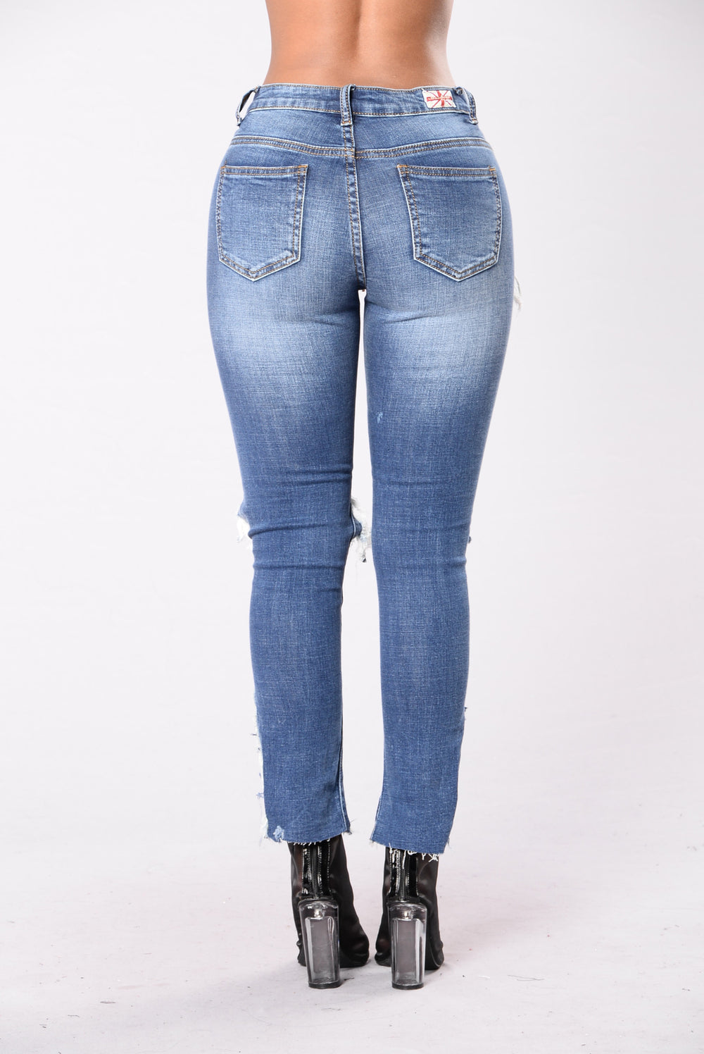 Get My Attention Jeans - Medium