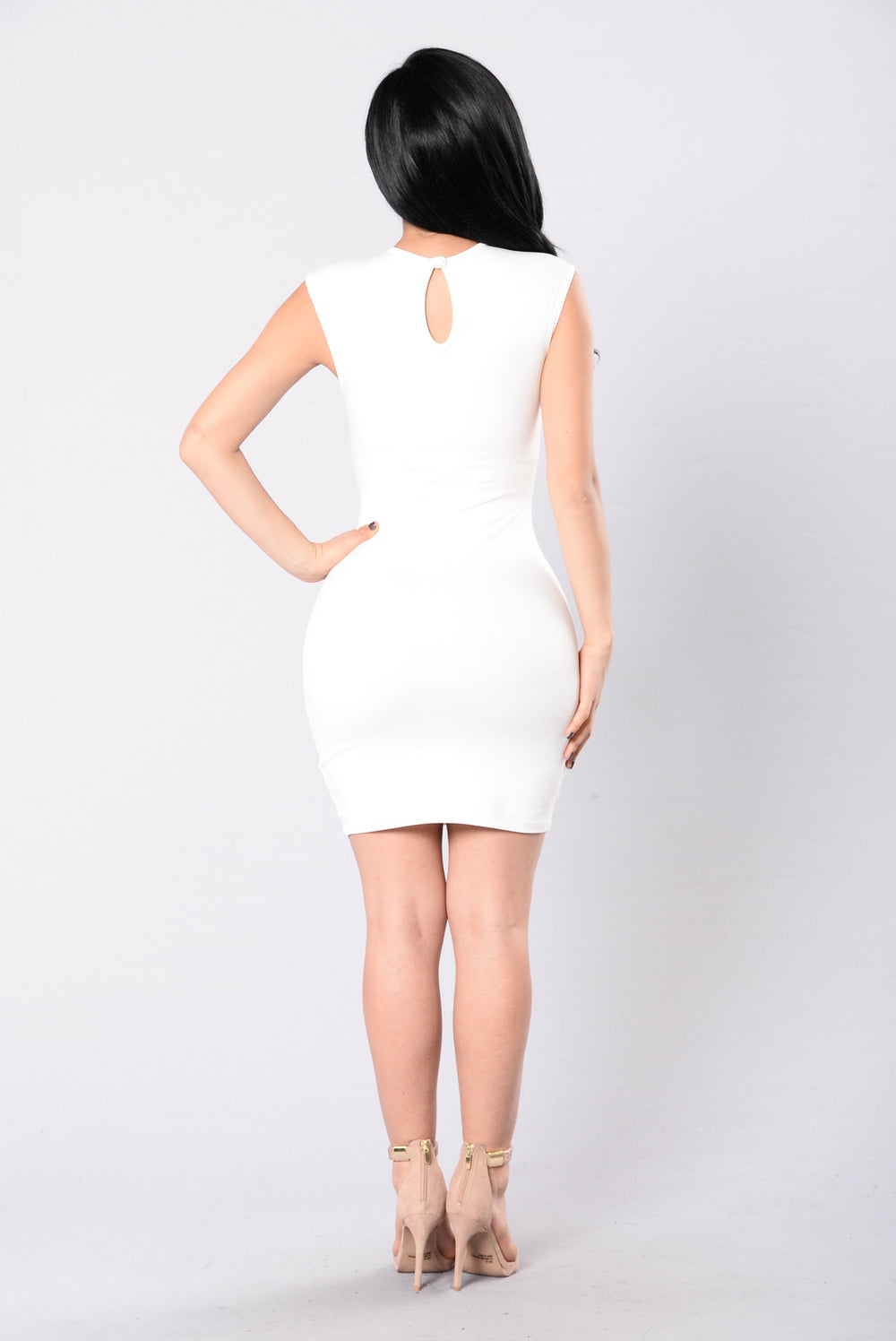 Tea Time Dress - Ivory