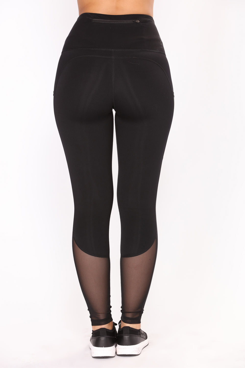 Tiffany Active Leggings - Black