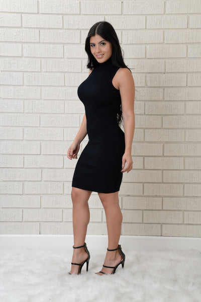 Morgan Dress - Black