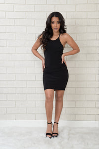 Priscilla Dress - Black