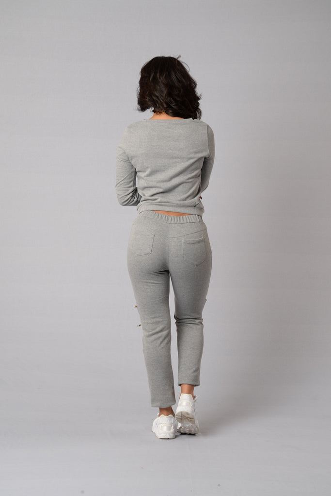 Radioactive Pants - Heather Grey