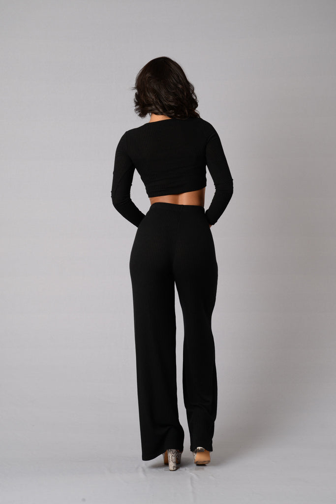 Avery Pants - Black