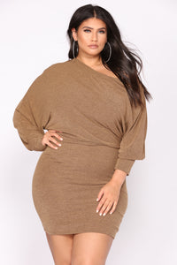 Did You Say Dulce De Leche Dress - Mustard Angle 6