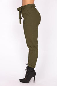 Combat Reloaded Pants - Olive