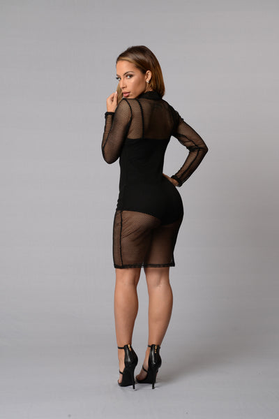 Alter Ego Dress - Black