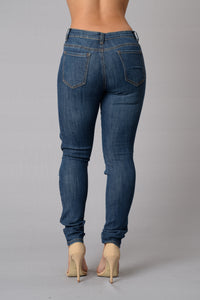 Boardwalk Jeans - Medium Wash