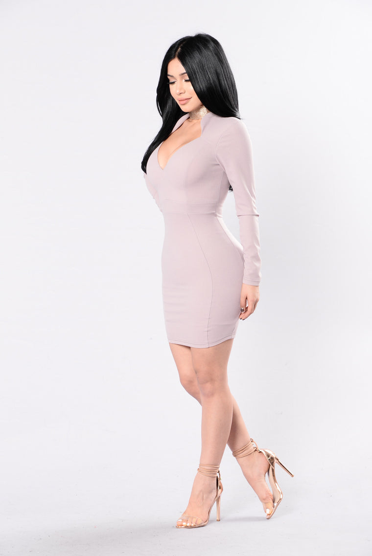 Love Games Dress - Light Lavender