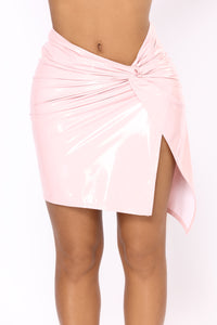 Gave Your Love Away Latex Set - Light Pink