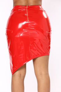 Gave Your Love Away Latex Set - Red