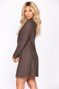 Elliot 2 Piece Set - Brown