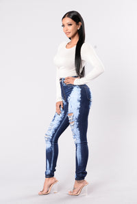 So Gone Jeans - Indigo
