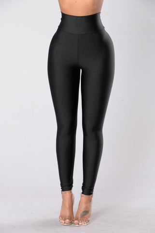 Hold On Tight Legging - Black