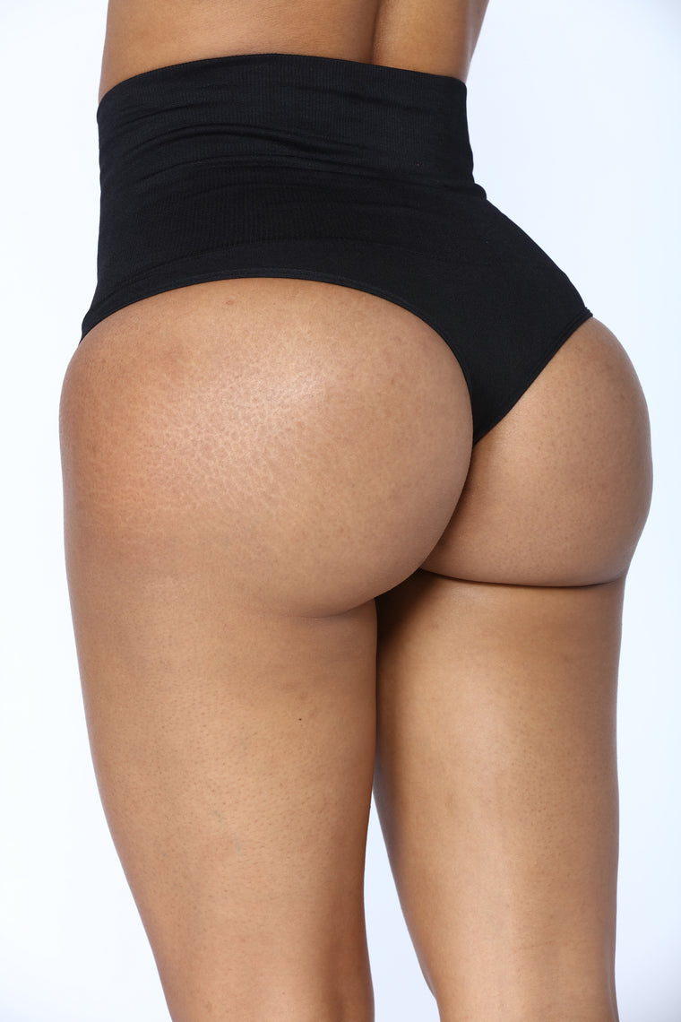 My Support Shapewear Panty - Black