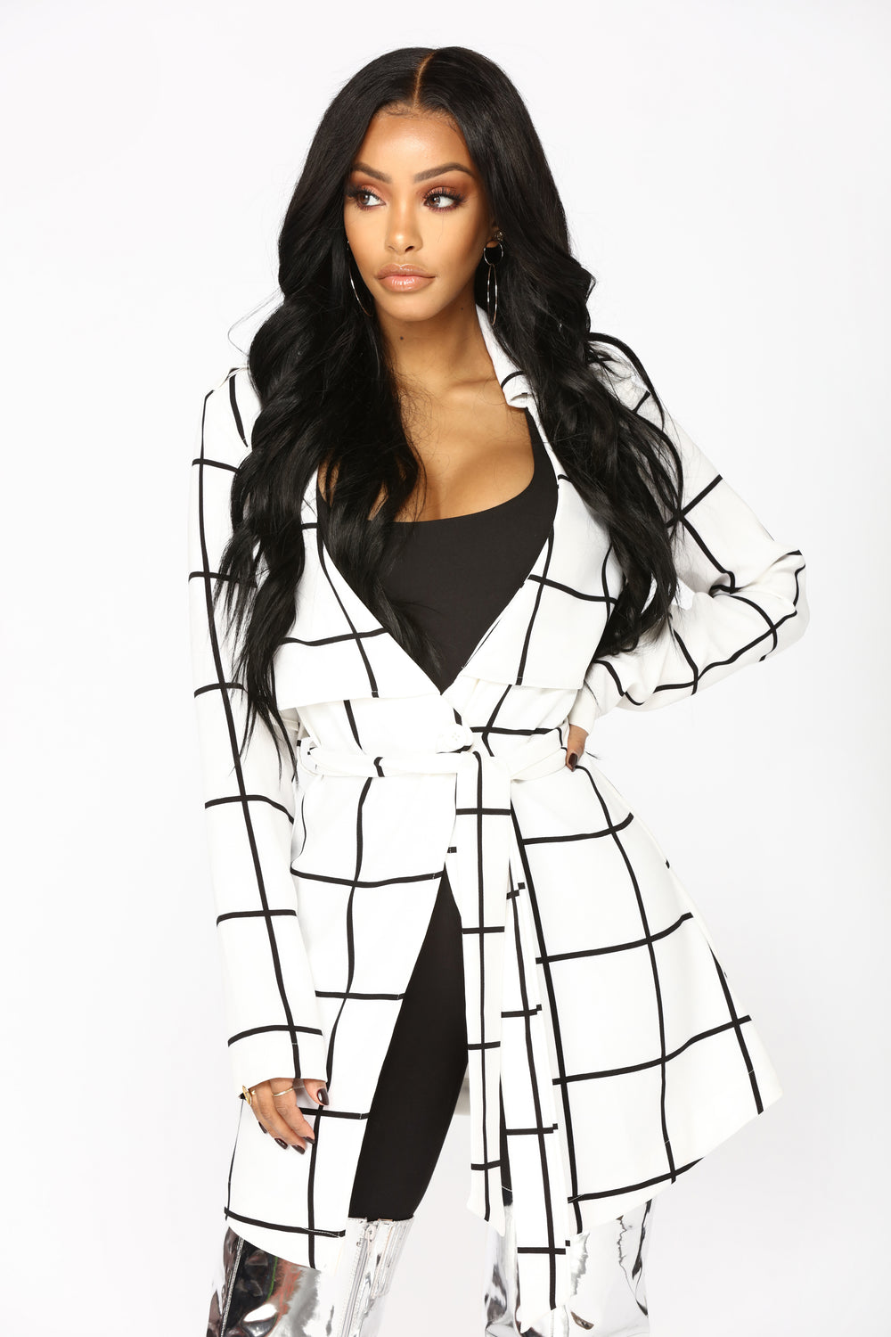 City Babe Jacket - Ivory