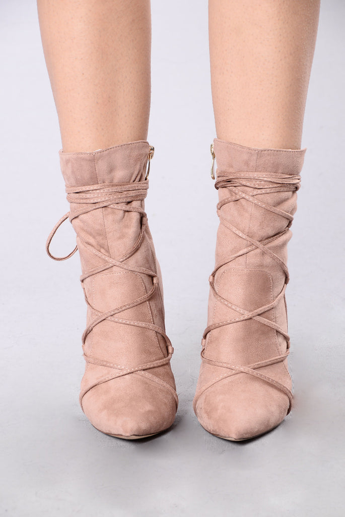 Winter Babe Boot - Blush