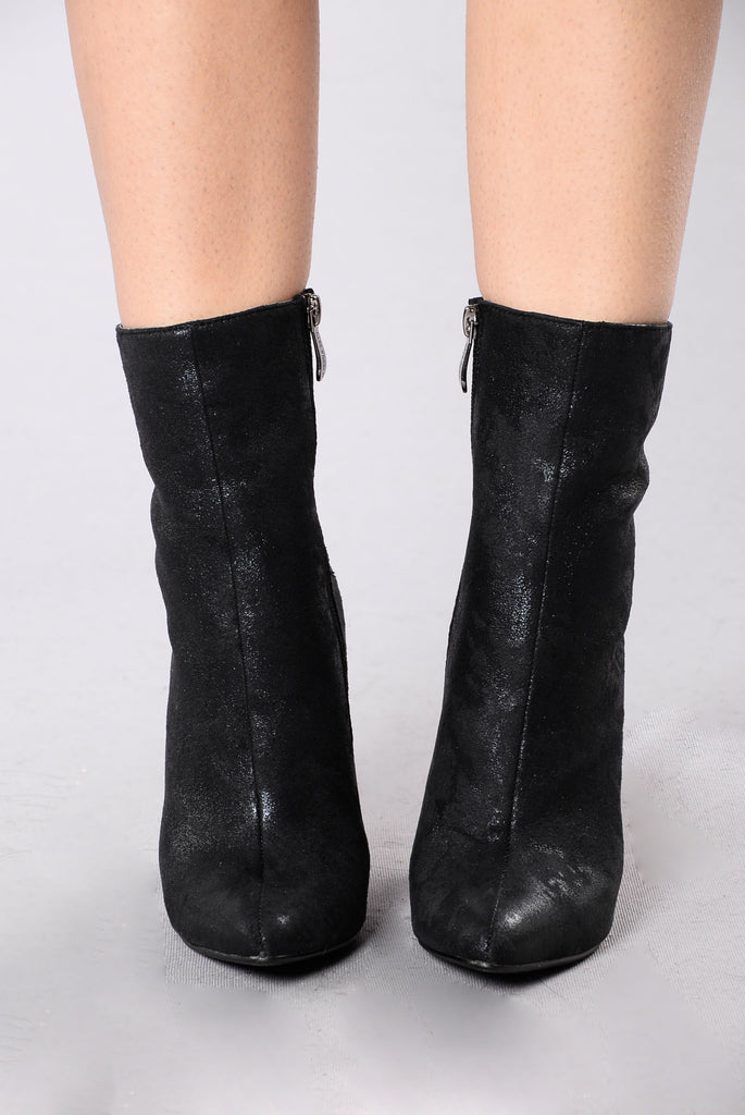 Midnight Lover Boot - Black