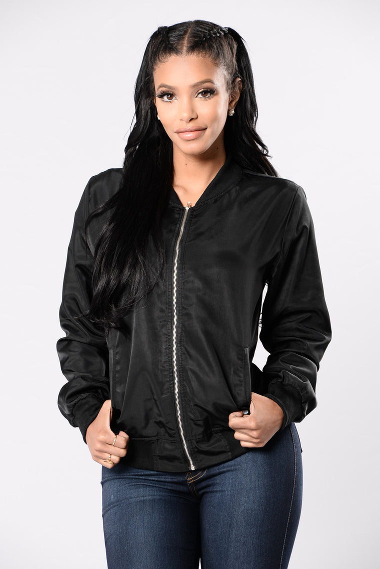 East Coast Jacket - Black