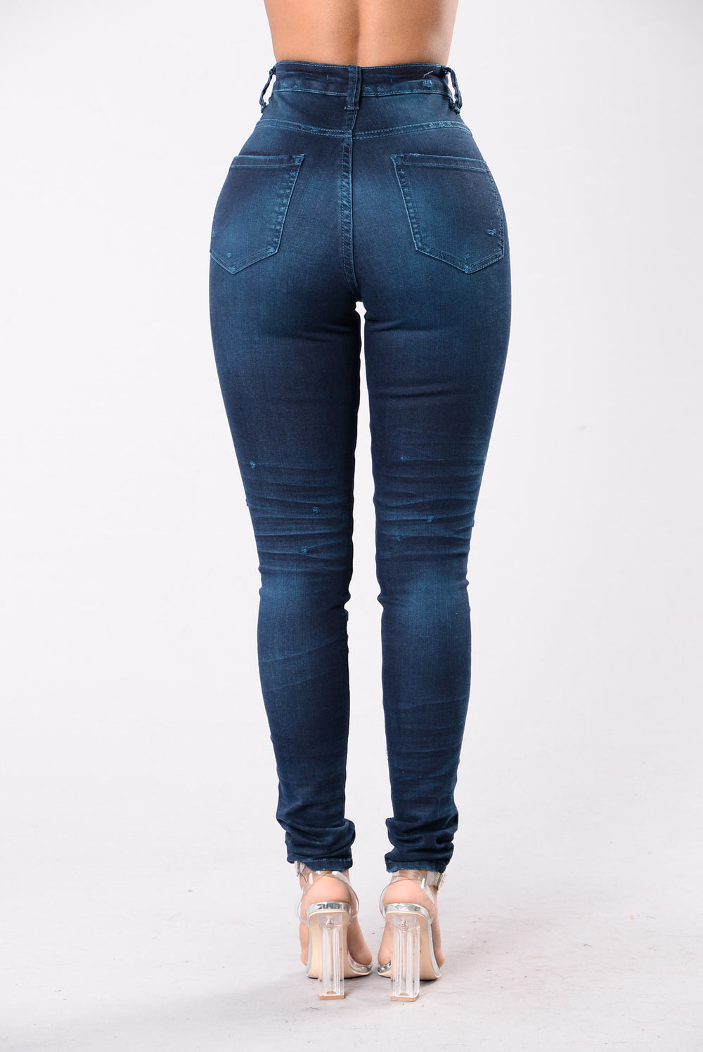 Back In The Day Jeans - Blue