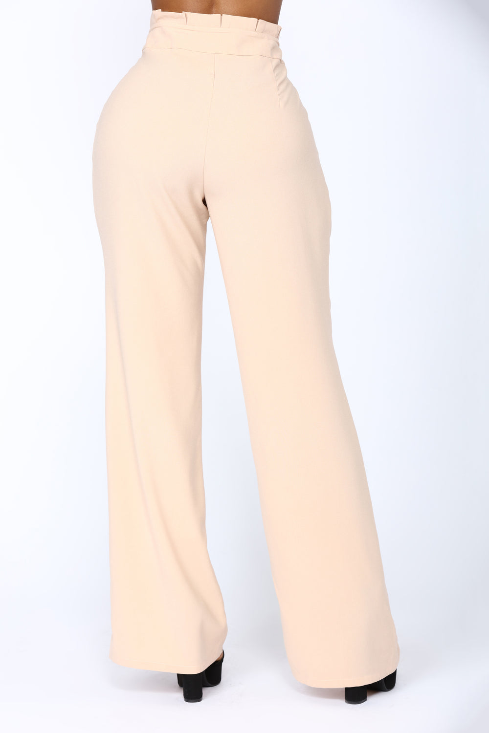 Melitta Wide Pants - Taupe
